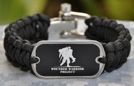Survival Straps Wounded Warrior Project
