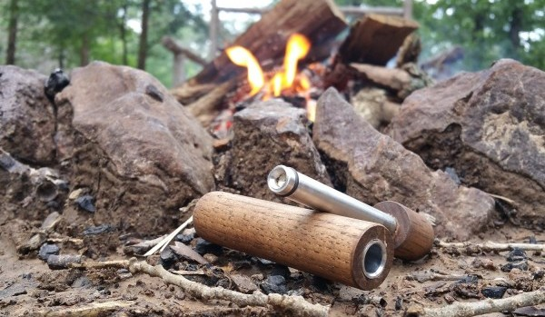 hickory campfire piston