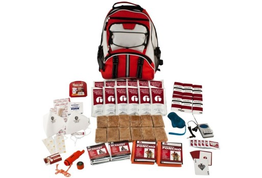 2 person kit by guardian survival