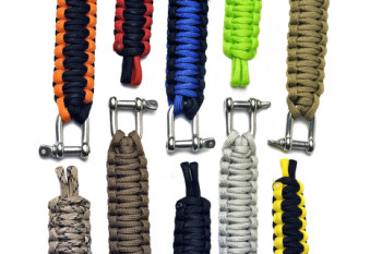 Patterns And Instructions How To Make Paracord Bracelet