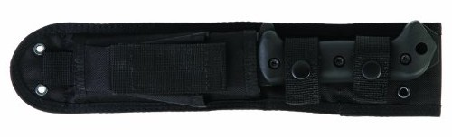 Black Sheath For KaBar Becker BK2 Campanion