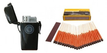 Fire Starting Kit For Bug Out Bag