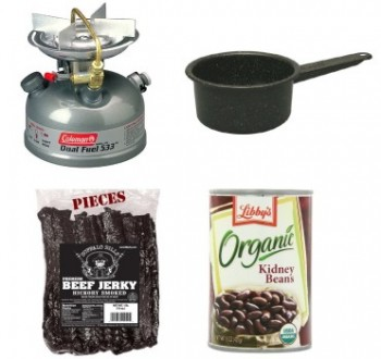 Food & Stuff For Cooking