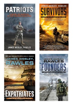 Books By James Wesley Rawles