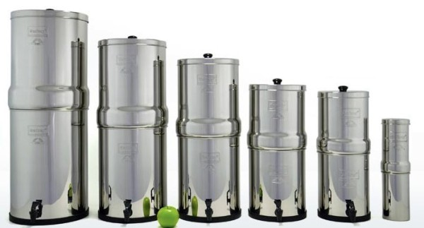 Review of Berkey Water Filtration Purification Systems Survingoo