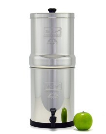Travel Model Of Berkey Water Filter