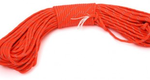 red paracord 550 rope