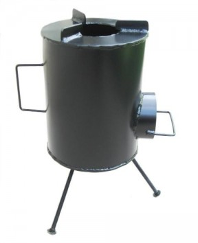 rocket stove for sidebar