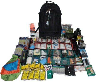 A Plus Survival Signature Series Deluxe Bug Out Bag