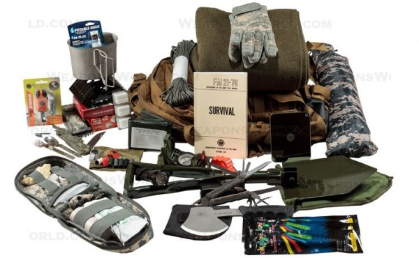 walk out kit by zombie survival products