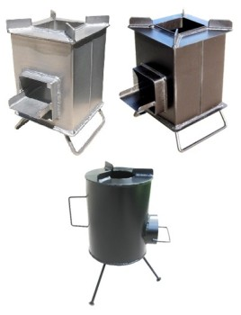 3 Main Types Of Rocket Ovens