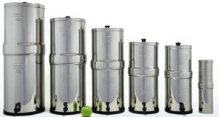 Review of Berkey Water Filtration & Purification Systems