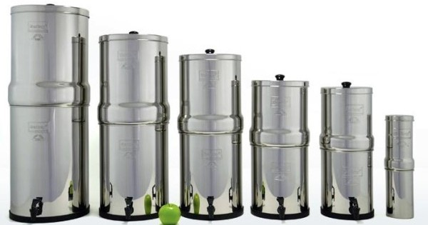 The Best Models Of Berkey Filters