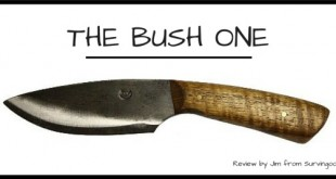 the bush one knife